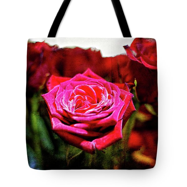 Set Apart Tote Bag by Lincoln Rogers
