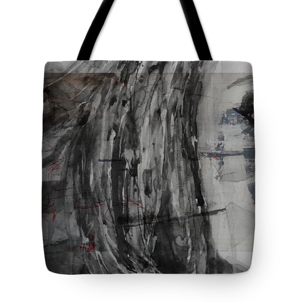 Set Fire To The Rain  Tote Bag by Paul Lovering