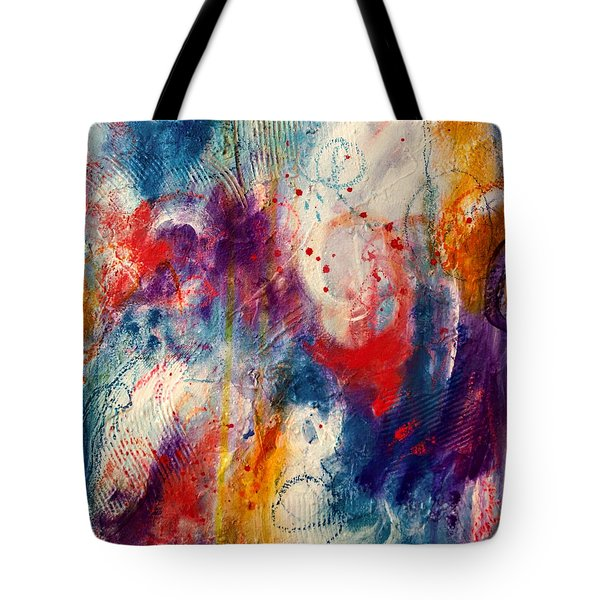 Set Me Free Tote Bag