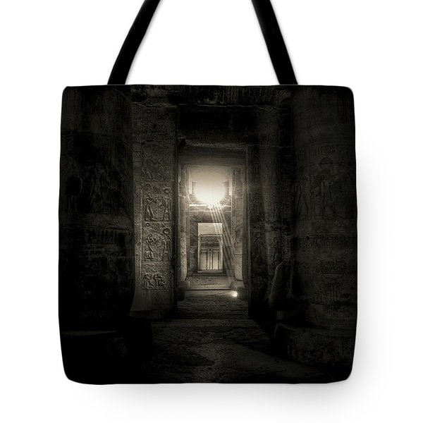 Seti I Temple Abydos Tote Bag
