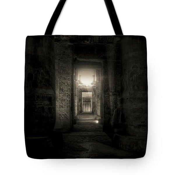 Seti I Temple Abydos Tote Bag