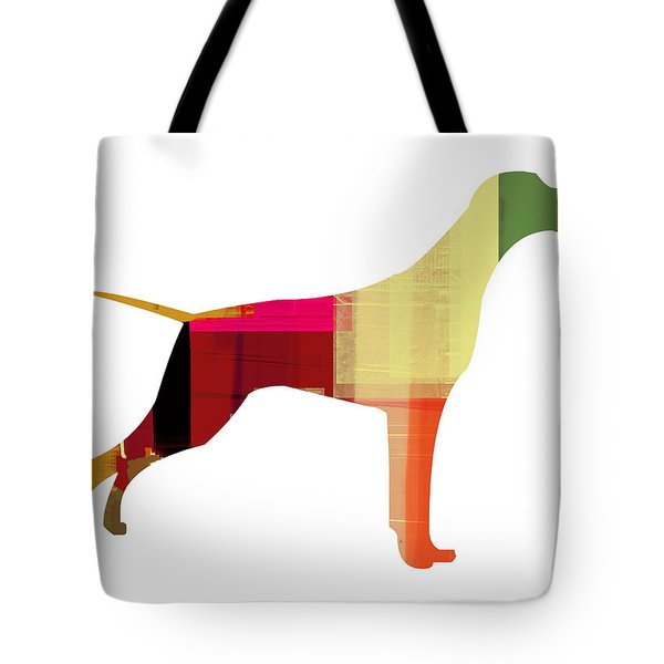 Setter Pointer Tote Bag by Naxart Studio