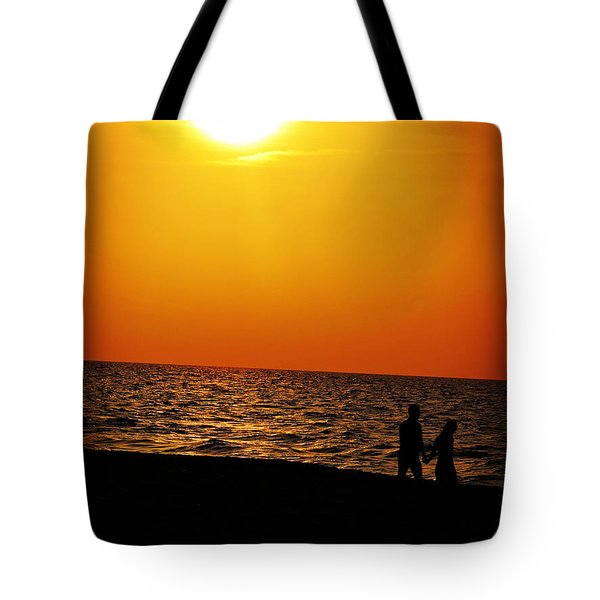 Settling  Tote Bag by Zinvolle Art