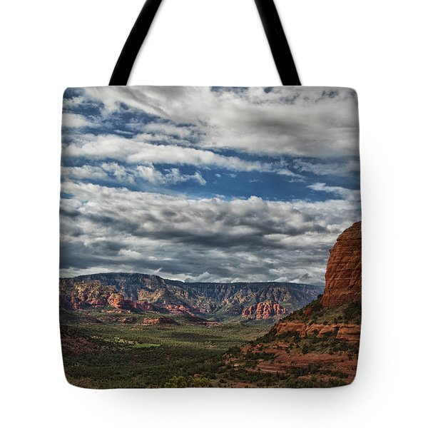 Seven Canyons Tote Bag by Tom Kelly