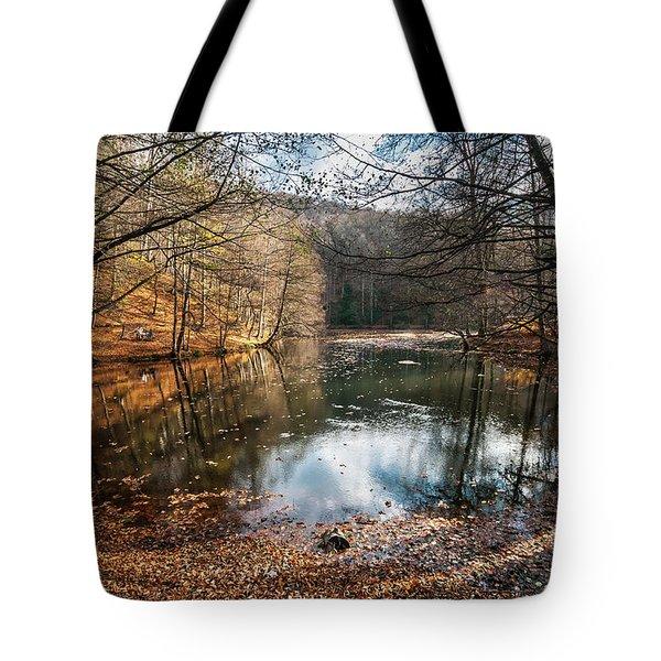 Seven Lakes Tote Bag