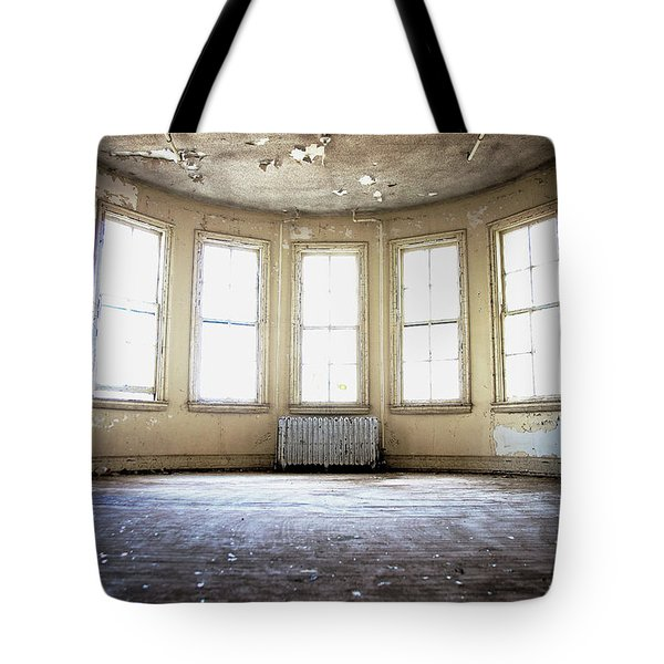 Seven Windows Tote Bag