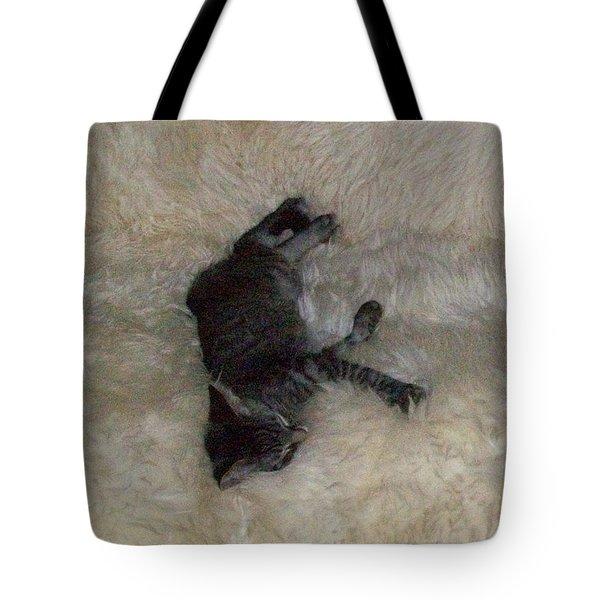 Seventh Heaven Tote Bag