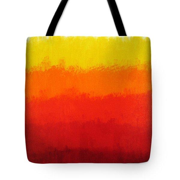 Seventh Tote Bag by Oliver Johnston