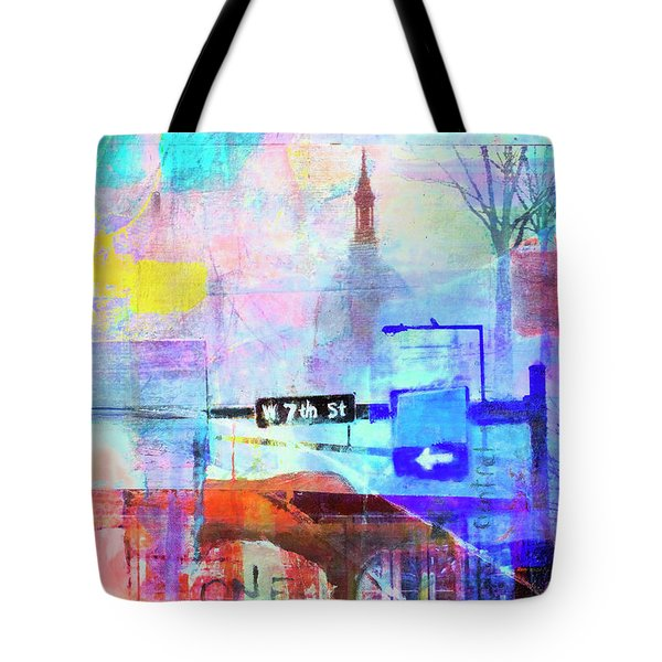 Seventh Street Tote Bag