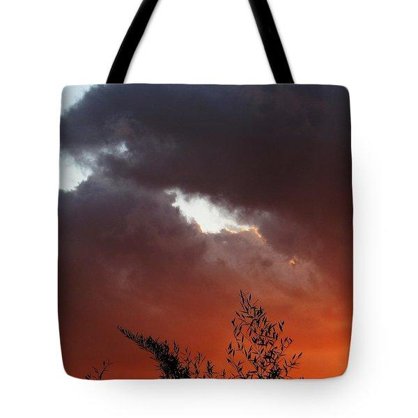 Sever Tote Bag