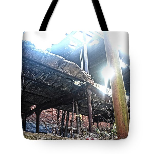 Several Floors Tote Bag