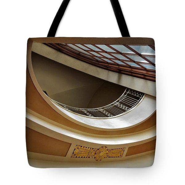 Severance Hall Cleveland Ohio Tote Bag