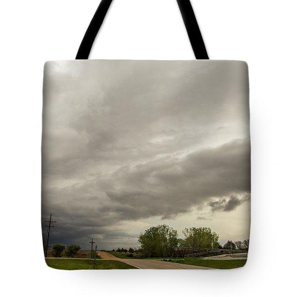 Severe Nebraska Weather 013 Tote Bag