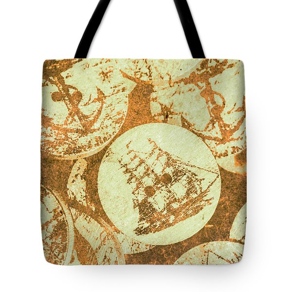 Sewing Sails Tote Bag