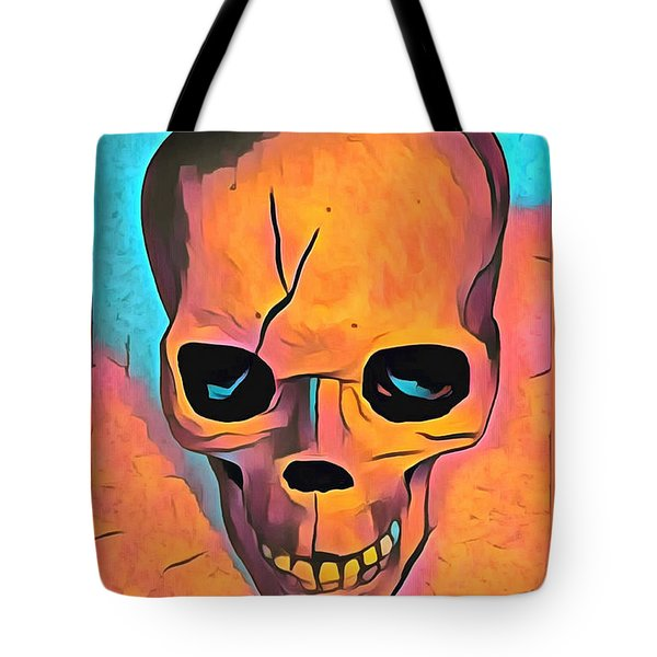 Tote Bag featuring the digital art Sex Drugs And Rock N Roll by Floyd Snyder