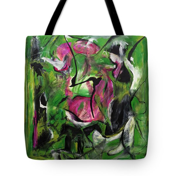 Sexual Energy Tote Bag by Antonio Ortiz