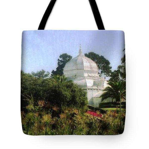 Sf Park Arbortorum Tote Bag