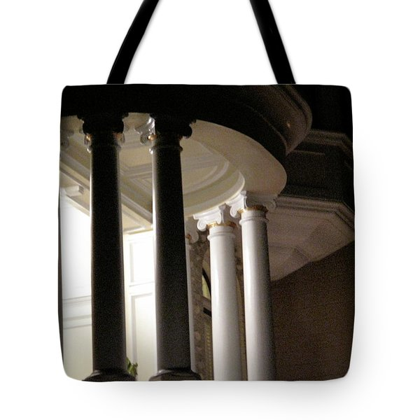 Sf Nightwalk Tote Bag
