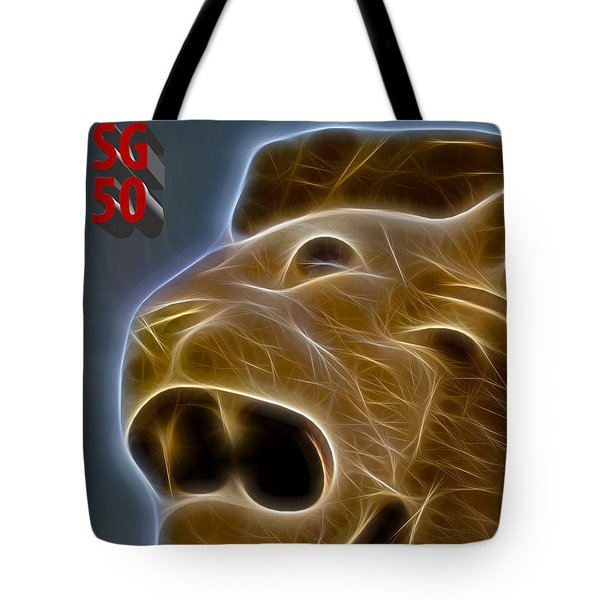 Sg50 Merlion Tote Bag