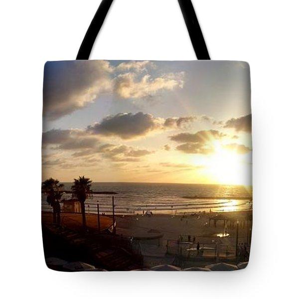 Shabbat.tel.aviv Tote Bag by A MiL