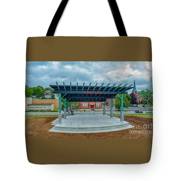 Shaboo Stage  Tote Bag
