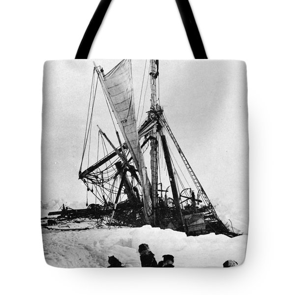 Shackletons Endurance Tote Bag