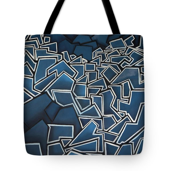 Shadderd Space Tote Bag