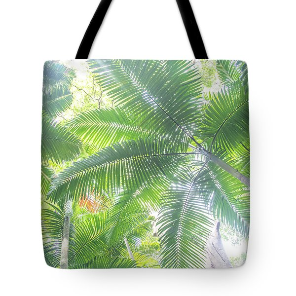 Shade Of Eden  Tote Bag