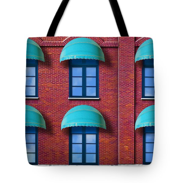 Shade Tote Bag by Paul Wear