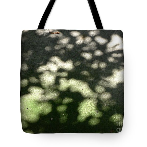 Shaded Patterns Tote Bag