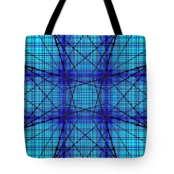 Shades 12 Tote Bag by Mike McGlothlen