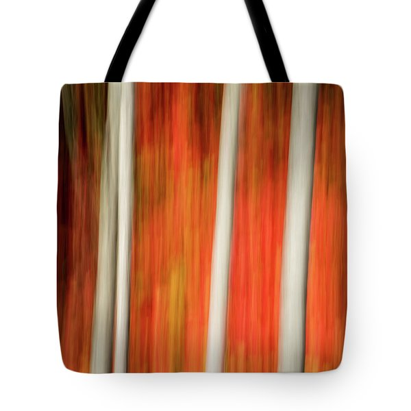 Shades Of Amber And Marmalade  Tote Bag by Dustin LeFevre