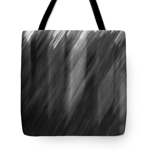 Shades Of Black And White Tote Bag