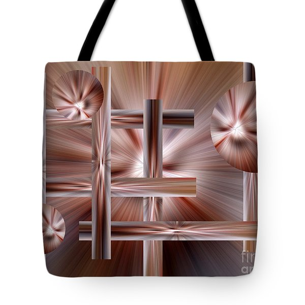 Shades Of Coffee Tote Bag
