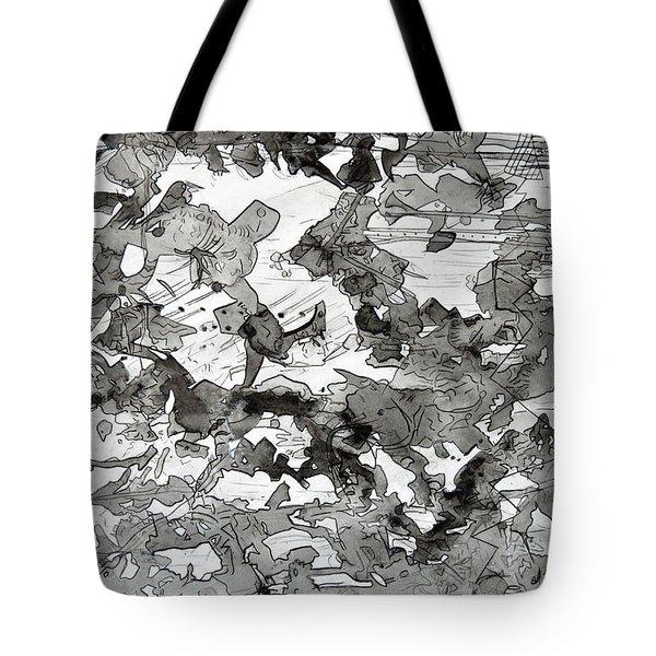 Shades Of... Tote Bag