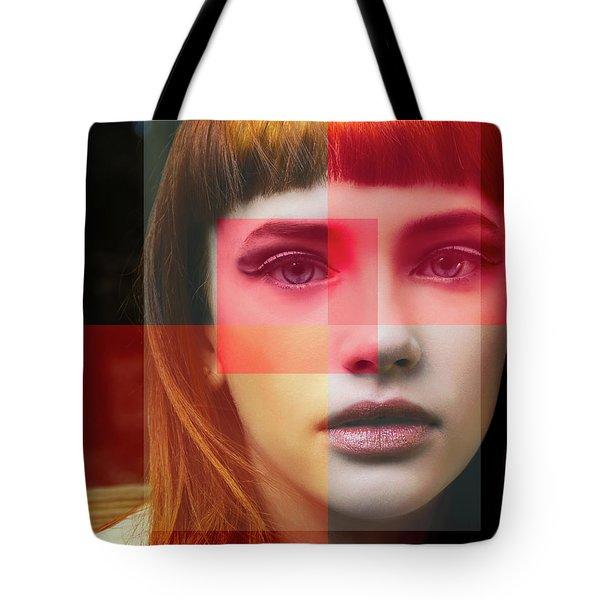 Shades Of My Soul Tote Bag