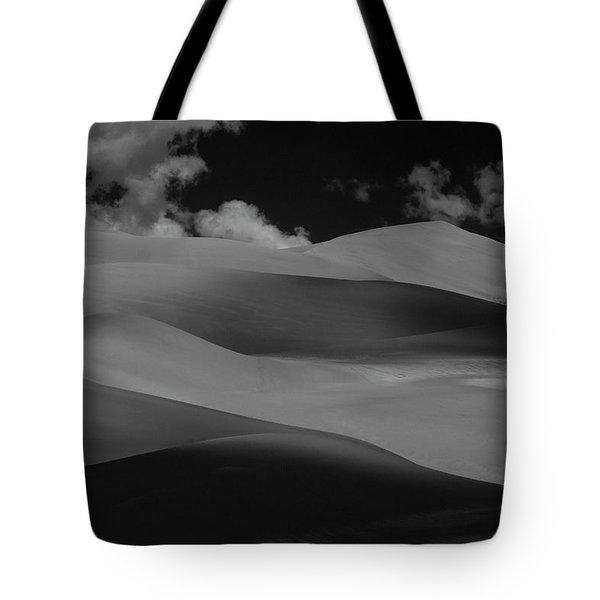 Shades Of Sand Tote Bag