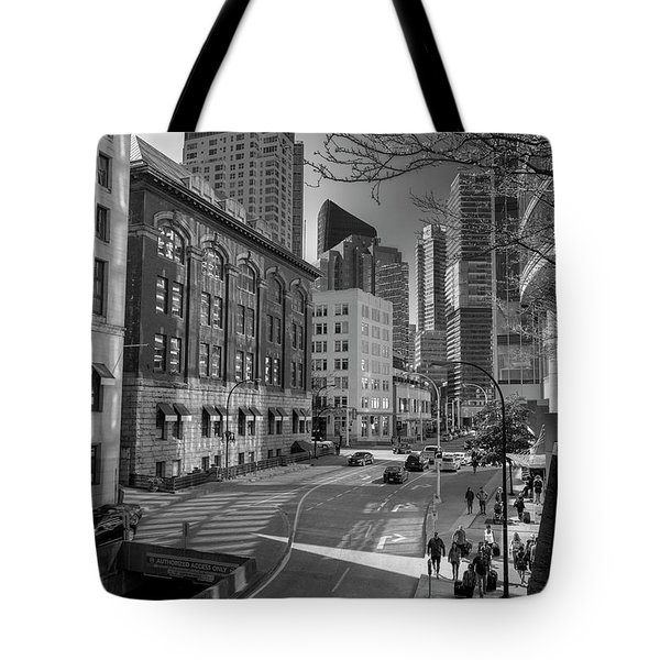 Shades Of The City Tote Bag