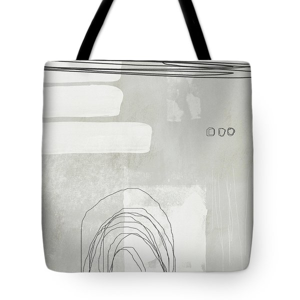 Shades Of White 2 - Art By Linda Woods Tote Bag