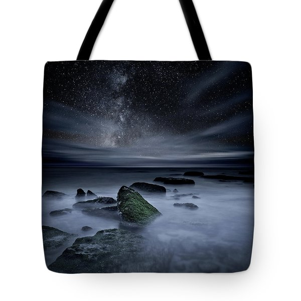 Shades Of Yesterday Tote Bag by Jorge Maia