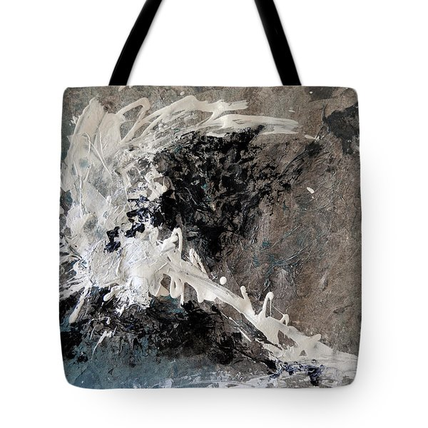 Shadow And Substance  Tote Bag