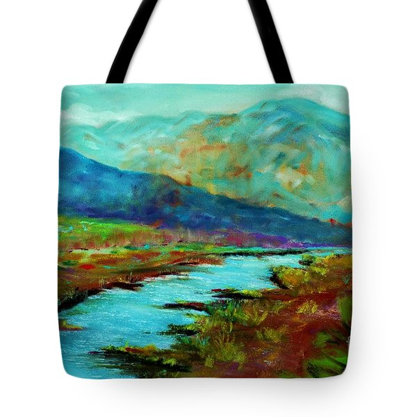 Shadow Brook Tote Bag