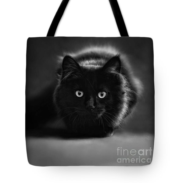 Shadow Cat 2 Tote Bag