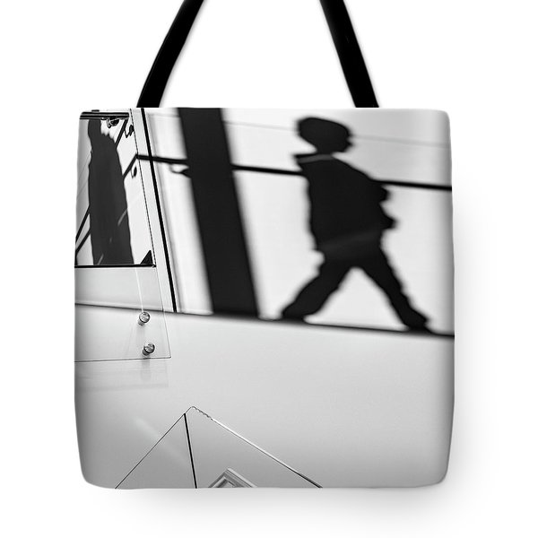Shadow Child Tote Bag