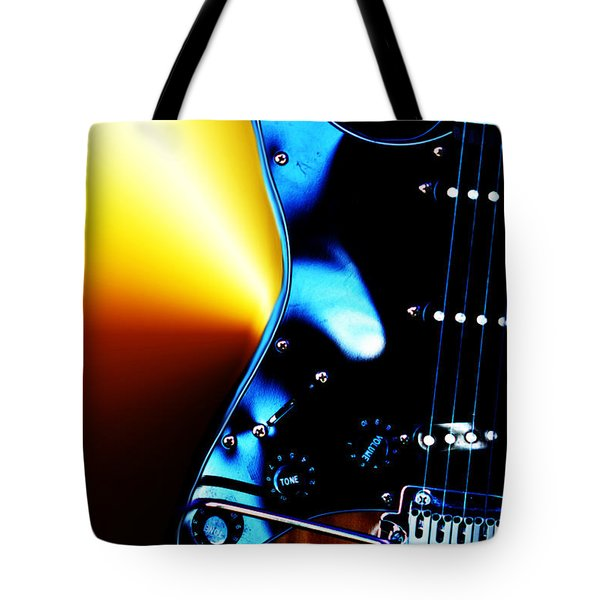 Tote Bag featuring the photograph Shadow Dancer by Baggieoldboy