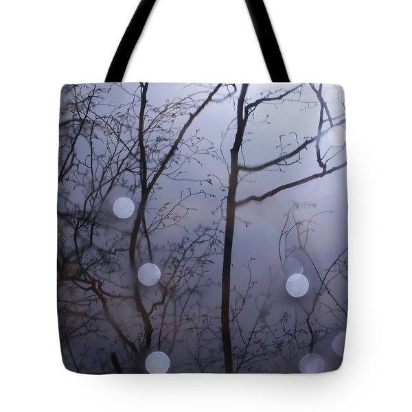 Shadow Forest Tote Bag