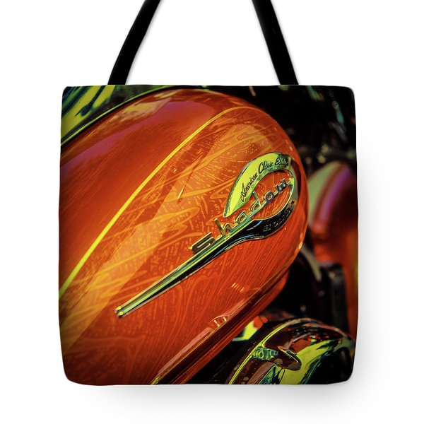 Tote Bag featuring the photograph Shadow II by Samuel M Purvis III