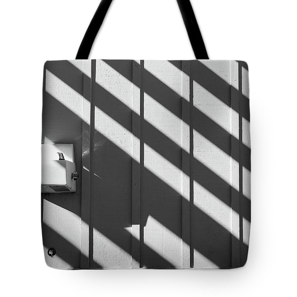 Tote Bag featuring the photograph Shadow by Jingjits Photography