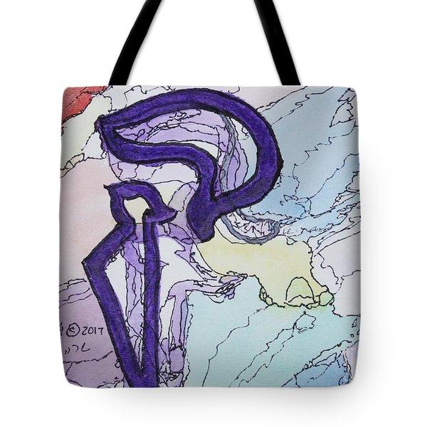 Shadow Kuf Tote Bag