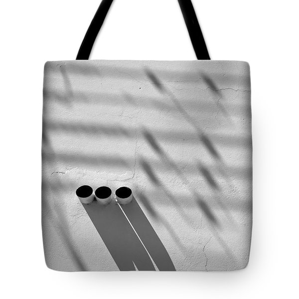 Shadow Notes 2006 1 0f 1 Tote Bag